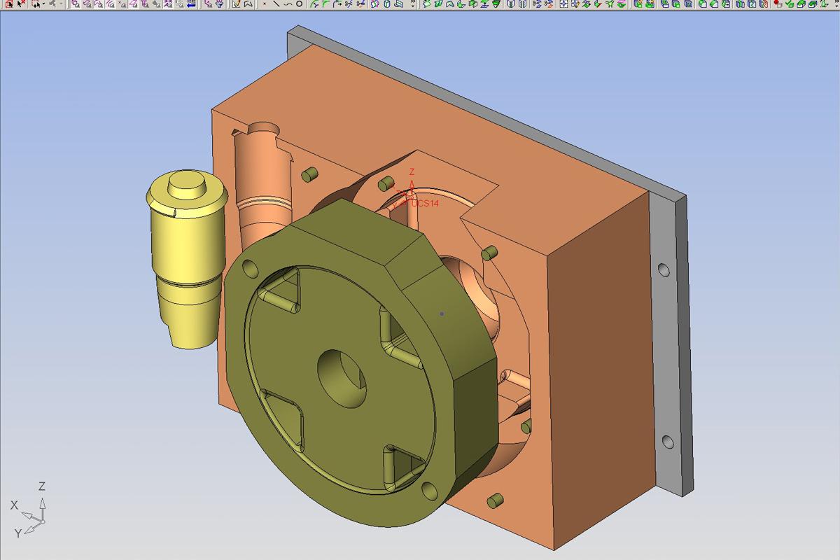 Servizi standard progettazione 3D