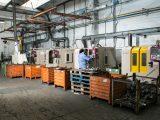 Tecnologie unità produttive reparto sbavatura