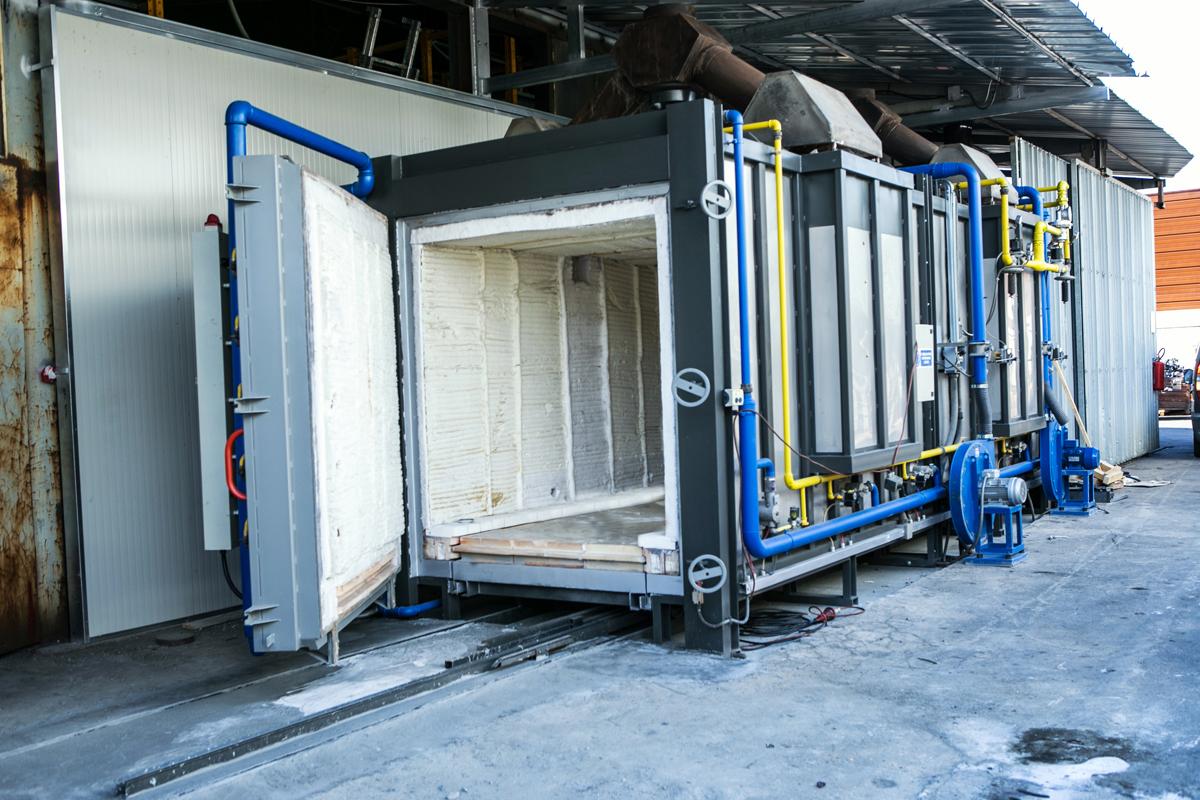 Tecnologie unità produttive trattamenti termici