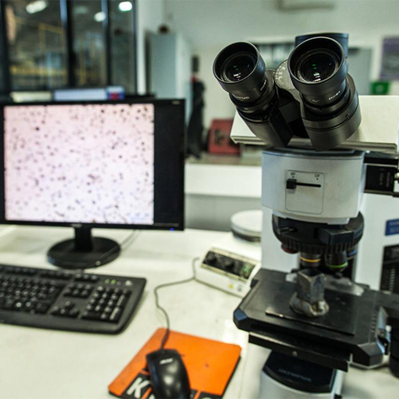 Servizi standard ufficio tecnico laboratorio di analisi