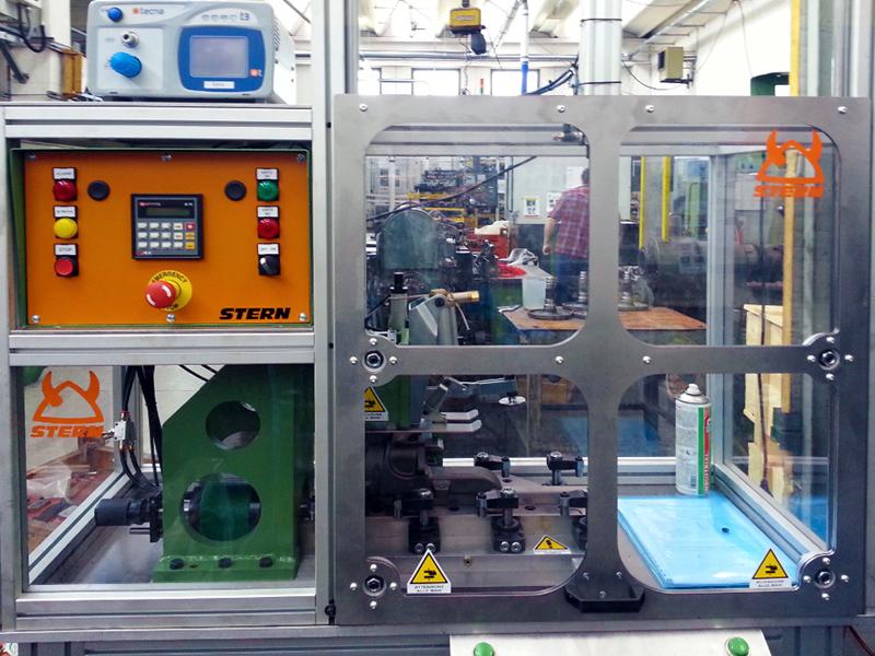 Servizi lavorazioni meccaniche montaggio prove di tenuta