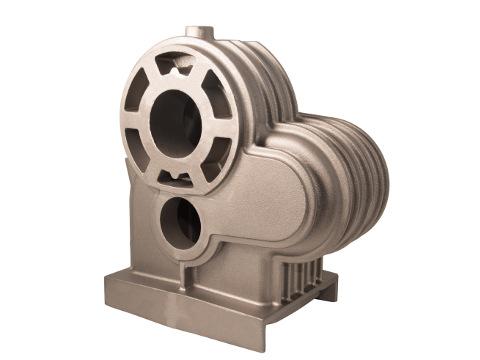 Corpo pompa - EN-GJL-250 - 35kg