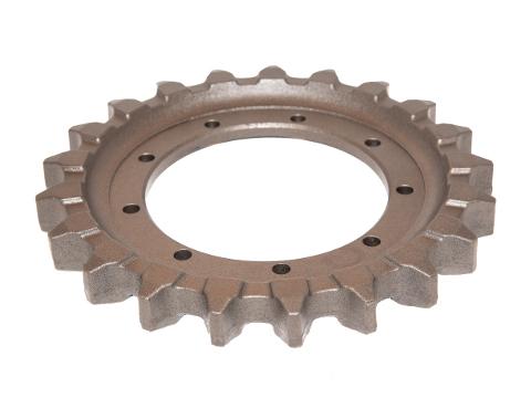 Zahnrad - EN-GJS-1050-6 - 12kg