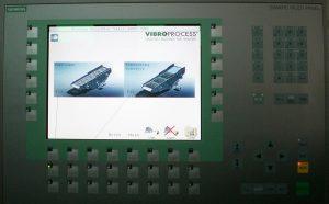 PLC Gestione programmi VibroProcess