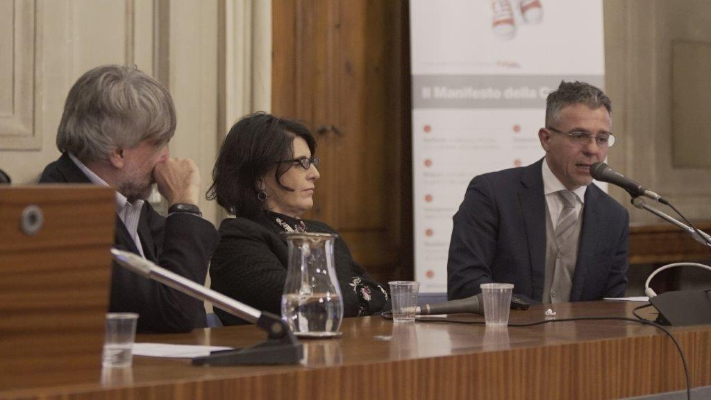 Riccardo Doselli e dott.sa Elisabetta Cianfanelli