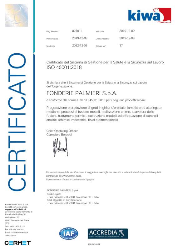 ZertifizierungIso45001