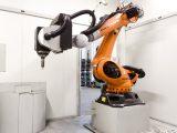 Robotereinsatz in der Gussputzerei